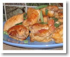 simple chicken recipe saltimbocca chicken thighs