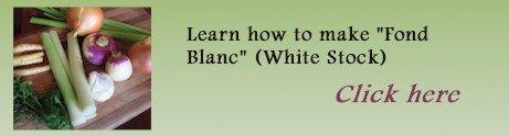 advert white chicken stock
