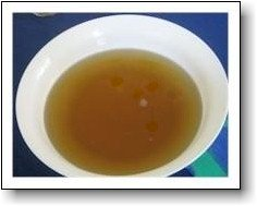 white chicken stock